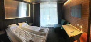 2х местный номер в Loft Hotel Буковель
