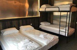 4х местный номер в Loft Hotel Буковель